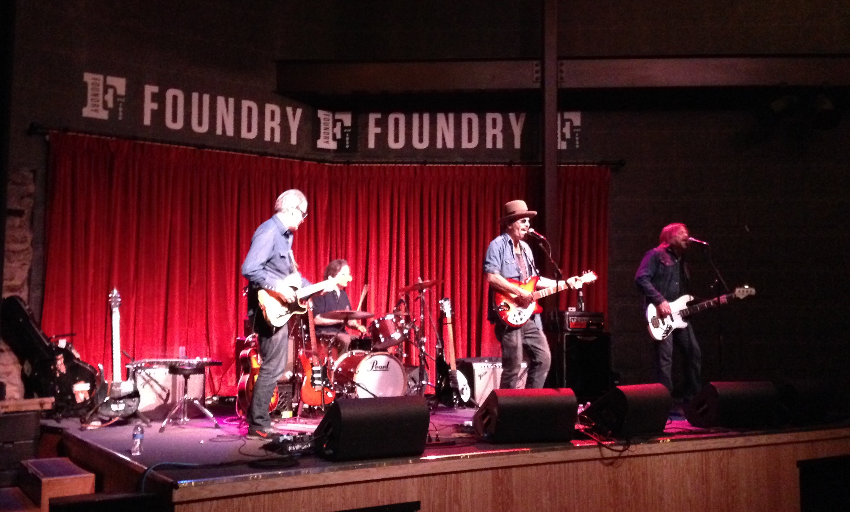The Bottle Rockets 3 7 2015 The Foundry Athens Ga