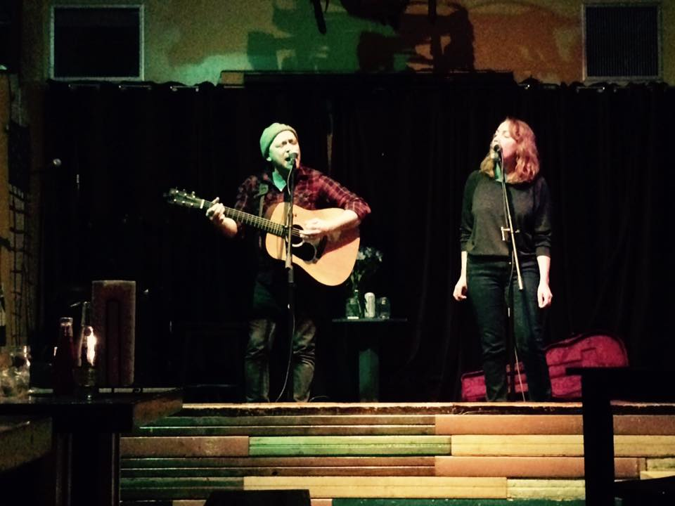 Joey Kneiser & Kelly Smith 1/11/2016 @ The World Famous – Athens, GA