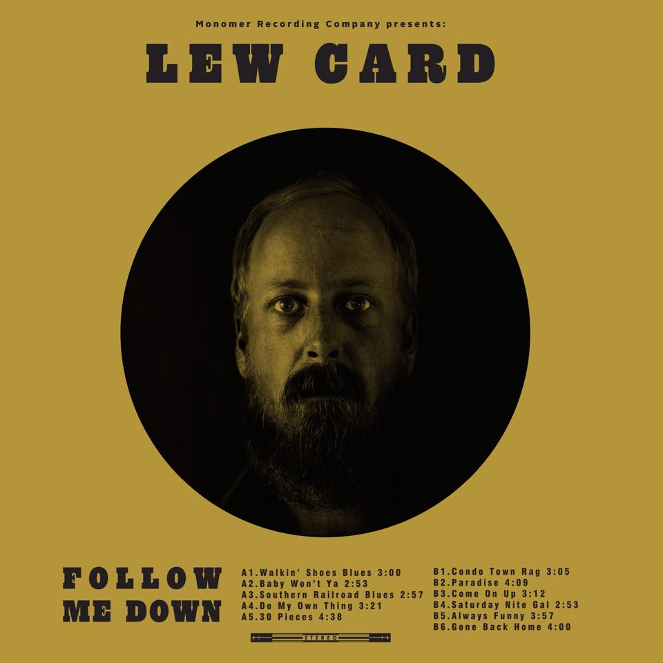 Lew Card 1/11/2016 @ The World Famous – Athens, GA